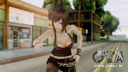 Fatal Frame 4 Misaki Punk Outfit pour GTA San Andreas