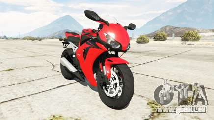 Honda CBR1000RR [Red] pour GTA 5