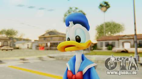 Kingdom Hearts 2 Donald Duck v1 für GTA San Andreas