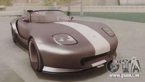 GTA 5 Bravado Banshee 900R Carbon für GTA San Andreas