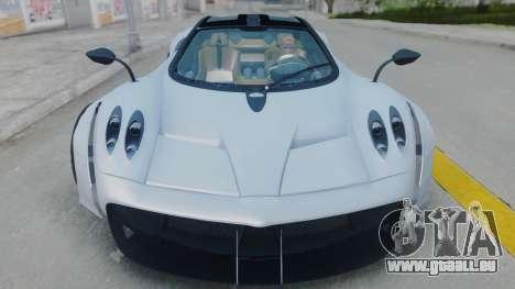 Pagani Huayra LB Performance pour GTA San Andreas