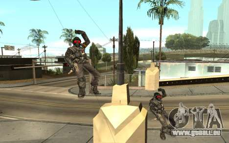 Swat from GTA Criminal Russia für GTA San Andreas