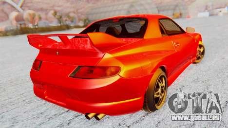Mitsubishi FTO GP 1998 Version R für GTA San Andreas linke Ansicht