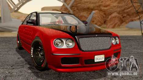 GTA 5 Enus Cognoscenti 55 Arm pour GTA San Andreas