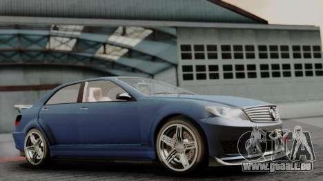 GTA 5 Benefactor Schafter V12 pour GTA San Andreas