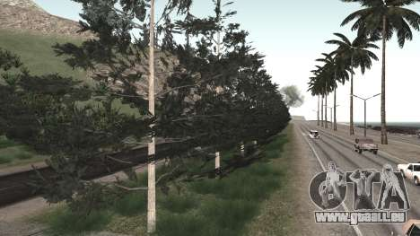 Route de réparation-Les Saints - Les entreprises pour GTA San Andreas douzième écran