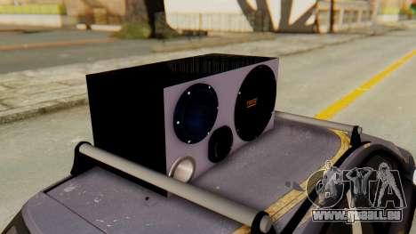 Kia Ceed Stance AirQuick für GTA San Andreas rechten Ansicht