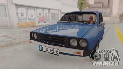 Dacia 1310 TX 1984 pour GTA San Andreas