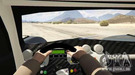 Pagani Zonda R v1.0 für GTA 5