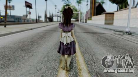 Bioshock 2 - Little Sister pour GTA San Andreas troisième écran