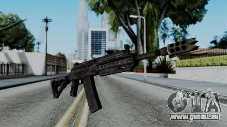 CoD Black Ops 2 - S12 pour GTA San Andreas
