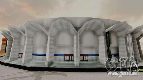 Stadium LS pour GTA San Andreas troisième écran