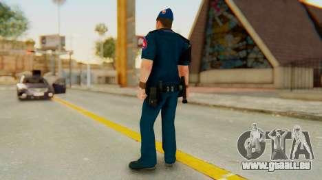 Lvpd1 pour GTA San Andreas troisième écran