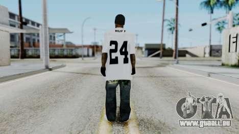 New Mad Dogg für GTA San Andreas dritten Screenshot