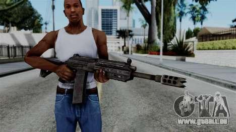 CoD Black Ops 2 - S12 für GTA San Andreas dritten Screenshot