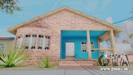 New Big Smoke House für GTA San Andreas zweiten Screenshot