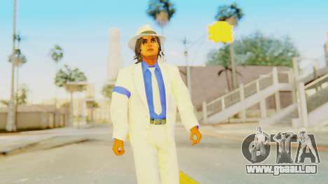 Michael Jackson - Smooth Criminal für GTA San Andreas