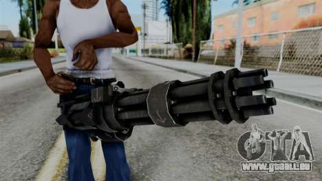 CoD Black Ops 2 - Dead Machine pour GTA San Andreas troisième écran