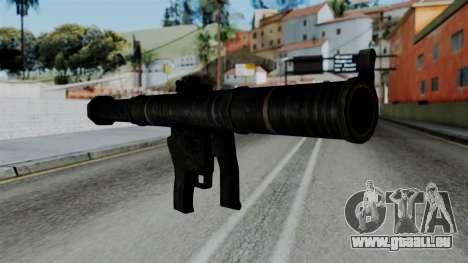 CoD Black Ops 2 - SMAW für GTA San Andreas