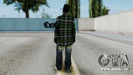 New Fam2 pour GTA San Andreas troisième écran