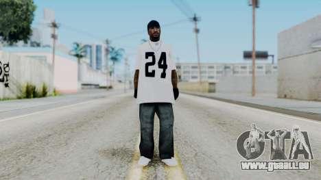 New Mad Dogg für GTA San Andreas zweiten Screenshot