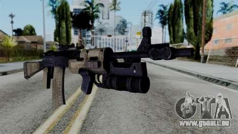 CoD Black Ops 2 - AN-94 für GTA San Andreas