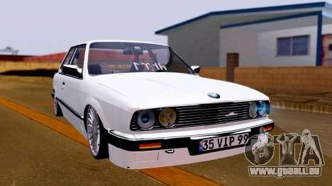BMW M3 E30 Special für GTA San Andreas