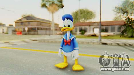 Kingdom Hearts 2 Donald Duck v1 für GTA San Andreas zweiten Screenshot