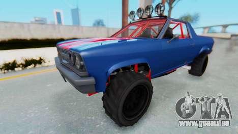 GTA 5 Cheval Picador BAJA Truck für GTA San Andreas
