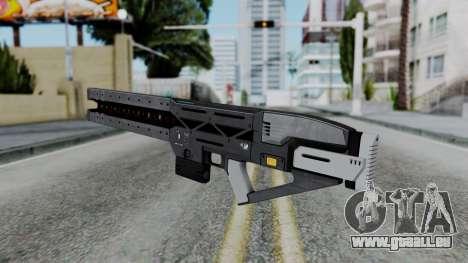 GTA 5 Railgun - Misterix 4 Weapons für GTA San Andreas dritten Screenshot