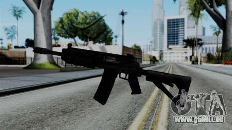 CoD Black Ops 2 - S12 pour GTA San Andreas deuxième écran