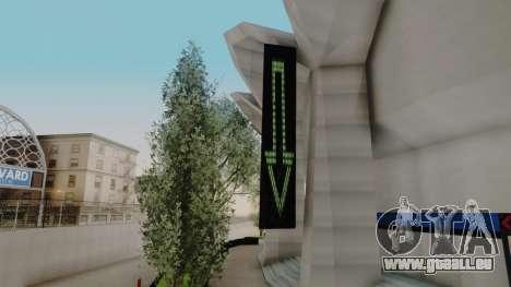 Stadium LS pour GTA San Andreas deuxième écran