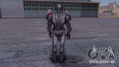Marvel Future Fight - Ultron für GTA San Andreas dritten Screenshot