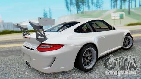 Porsche 911 GT3 Cup pour GTA San Andreas laissé vue