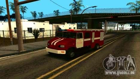 ZIL-5301 für GTA San Andreas