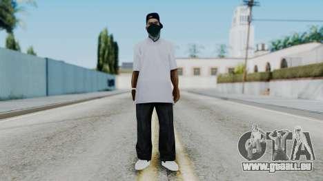 New Fam3 pour GTA San Andreas deuxième écran