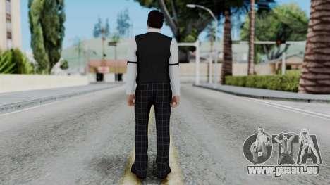 Be My Valentine DLC Male Skin pour GTA San Andreas troisième écran