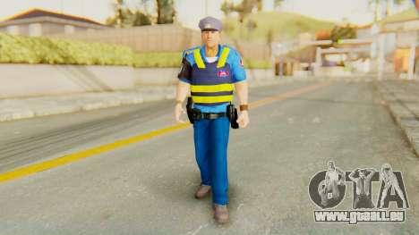 Dsher pour GTA San Andreas deuxième écran