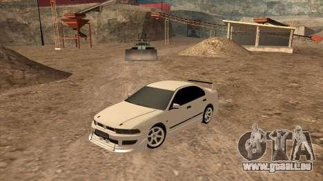 Mitsubishi Galant VR-4 (2JZ-GTE) pour GTA San Andreas