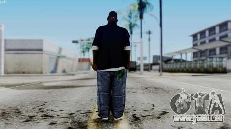New Big Smoke pour GTA San Andreas troisième écran