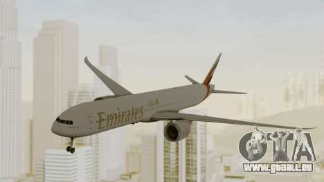 Boeing 777-9x Emirates Airlines pour GTA San Andreas