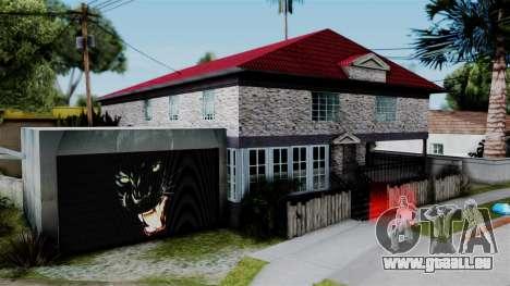 LS_Johnson Maison V2.0 pour GTA San Andreas