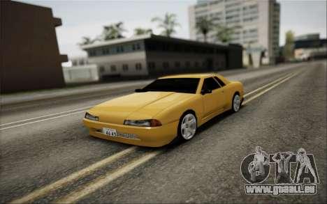 Elegy Speedhunters für GTA San Andreas