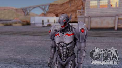 Marvel Future Fight - Ultron pour GTA San Andreas