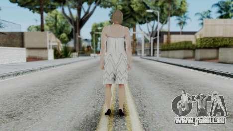 GTA Online Be My Valentine Skin 3 pour GTA San Andreas troisième écran