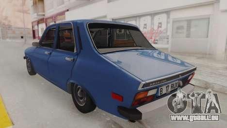 Dacia 1310 TX 1984 pour GTA San Andreas vue de droite