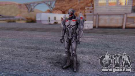 Marvel Future Fight - Ultron für GTA San Andreas zweiten Screenshot