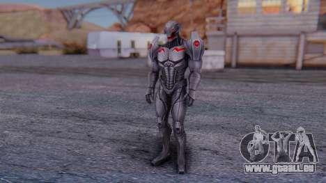 Marvel Future Fight - Ultron für GTA San Andreas zweiten Screenshot