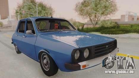 Dacia 1310 TX 1984 pour GTA San Andreas sur la vue arrière gauche
