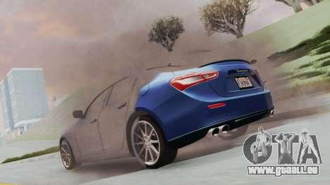 GTA 5 Particles and Effects für GTA San Andreas dritten Screenshot